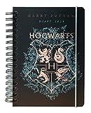 Grupo Erik Terminkalender Harry Potter - Kalender für 2021 A5 - Planer mit Wochenansicht