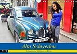 Alte Schweden - Schwedische Oldtimer in Kuba (Wandkalender 2021 DIN A4 quer)