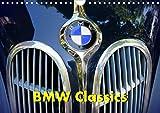 BMW Classics (Wandkalender 2021 DIN A4 quer)