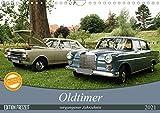 Oldtimer vergangenger Jahrzehnte (Wandkalender 2021 DIN A4 quer)