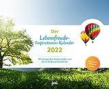 Wolf, Merkle Der PAL-Lebensfreude-Inspirationen-Kalender 2022: Wandkalender zum Aufhängen, wunderschöne Landschaftsmotive mit motivierenden und positiven Gedanken, 56,0 x 45,5 cm
