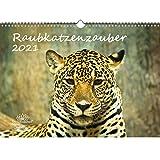 Raubkatzenzauber DIN A3 Kalender für 2021 verschiedene Raubkatzen - Seelenzauber
