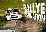 Rallye Faszination 2021 (Wandkalender 2021 DIN A4 quer)