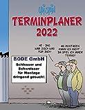 Uli Stein – Terminplaner 2022: Taschenkalender