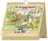 Trötsch Aufstellkalender Der Hundertjährige Kalender 2022: Aufstellkalender Tischkalender