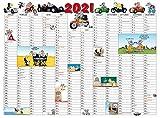 Uli Stein – Jahresplaner 2021: Posterkalender