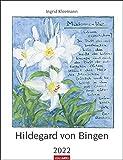 Hildegard von Bingen - Kalender 2022 - Weingarten-Verlag - Wandkalender mit bezaubernden Aquarellen - 30 cm x 39 cm