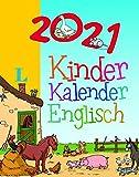 Langenscheidt Kinderkalender Englisch 2021: Tagesabreißkalender (Langenscheidt Sprachkalender)