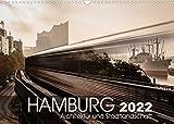 Hamburg Architektur und Stadtlandschaft (Wandkalender 2022 DIN A3 quer)