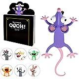 3D Cartoon Tier-Lesezeichen,bookmark animal,lesezeichen kinder,lesezeichen magnetisch,3D Stereo Cartoon schön Tier Lesezeichen Geschenk für Kinder und Erwachsene (B)