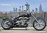Harleys 2021 - Wand-Kalender - 42x29,7 - Motorrad