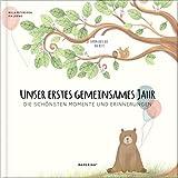 Babyalbum - UNSER ERSTES GEMEINSAMES JAHR: Die schönsten Momente und Erinnerungen - ein bezauberndes Erinnerungsalbum zur Geburt (PAPERISH Babybuch): ... Buch zum Ausfüllen (PAPERISH Kinderbuch)