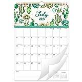 Kalender 2021-2022 - Wandkalender 2021-2022, Juli 2021 - Dezember 2022, 30,5 x 43 cm, flexibel mit julianischem Datum,Perfekt für die Planung und Organisation von Schulen, Büros und Wohnungen