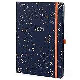 (auf Englisch) Boxclever Press Everyday A4 Kalender 2021. NEU FÜR 2021! Wochenplaner von Jan.-Dez.'21. Terminplaner 2021 mit Planern für Ziele & Träume, gepunkteten Notizseiten u.v.m.!