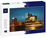 Lais Puzzle Hamburger Elbphilharmonie bei Nacht 1000 Teile