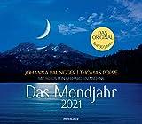 Das Mondjahr 2021: Wandkalender mit Fotos von Gerhard Eisenschink - Das Original