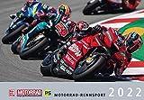 Motorrad-Rennsport-Kalender 2022