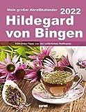 Abreißkalender Hildgard von Bingen 2022: Hildegard von Bingen 2022