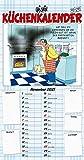 Uli Stein – Küchenkalender 2021: Monatskalender für die Wand