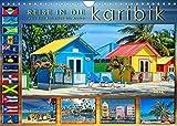 Reise in die Karibik - von den Bahamas bis Aruba (Wandkalender 2022 DIN A4 quer)