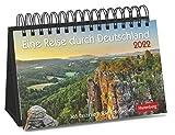 Eine Reise durch Deutschland Premiumkalender 2022 - Tagesabreißkalender zum Aufstellen - Tischkalender mit hochwertigen Farbfotografien - in Geschenkbox - 23 x 17 cm: 365 faszinierende Fotografien