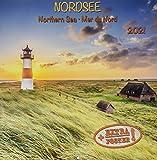 Northern Sea/Nordsee 2021: Kalender 2021 (Artwork Edition)