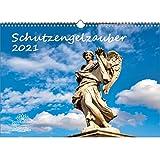 Schutzengelzauber DIN A3 Kalender für 2021 Engel Schutzengel - Seelenzauber