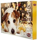 Trixie 9267 TRIXIE PREMIO Adventskalender für Hunde, 24,5 × 37 × 3,5 cm