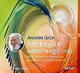 Mit Engeln unterwegs 2022 - Aufstellkalender: Mit 52 Texten von Anselm Grün und Bildern von Eberhard Münch (Edition Eberhard Münch)