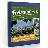 Freiraum-Kalender modern | UNESCO-Welterbe in Europa, Buchkalender 2022, Organizer (15 Monate) mit Inspirations-Tipps und Bildern, DIN A5