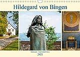 Hildegard von Bingen - Stationen (Wandkalender 2021 DIN A4 quer)