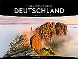 Naturparadies Deutschland - Signature Kalender 2022 - Hochwertiger Autorenkalender im großen Querformat (66x50 cm) - Landschaftskalender