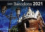 Barcelona (Wandkalender 2021 DIN A3 quer)
