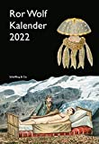 Ror Wolf Kalender 2022: Monatskalender