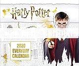 Harry Potter Tagesabreißkalender 2021 - Tischkalender mit perforierten Seiten - zum Aufstellen oder Aufhängen - Format 15,5 x 13,5 cm