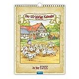 Trötsch Classickalender Hundertjähriger Kalender 2022: Wandkalender: Classic-Kalender nach Mauritius Knauer