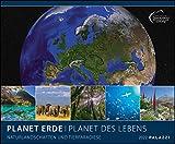 Planet Erde 2022 - Bild-Kalender - Poster-Kalender - 60x50: Naturlandschaften und Tierparadiese