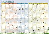 Der Schuljahres-Wandkalender 2021/2022, A1