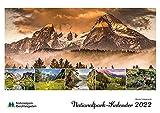 Nationalpark Berchtesgaden Kalender 2022: Mit Mondphasen und Feiertagen