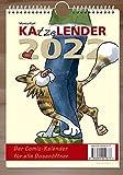 KAtzeLENDER 2022: Der Comic-Kalender für alle Dosenöffner