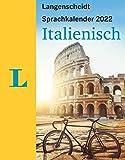 Langenscheidt Sprachkalender Italienisch 2022: Tagesabreißkalender