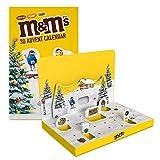 M&M'S Adventskalender 2020 | Schokolade, Weihnachtskalender | 346g