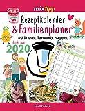 mixtipp: Rezeptkalender & Familienplaner 2020: Mit 75 neuen Thermomix®-Rezepten durchs Jahr 2020 (Kochen mit dem Thermomix®)