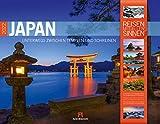 Japan Kalender 2022, Wandkalender im Querformat (54x42 cm) - Reisekalender mit Schwerpunkt auf Tempel und spirituelle Orte