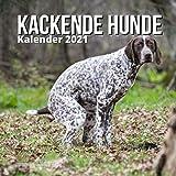 Kackende Hunde Kalender 2021: Lustige Geschenke für Hundebesitzer, Weihnachten, Neujahr, Hundeliebhaber