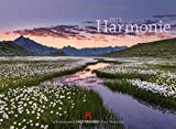 Harmonie Kalender 2022, Wandkalender im Querformat (45x33 cm) - Inspirationskalender / Naturkalender