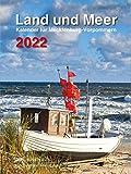 Land und Meer 2022: Kalender für Mecklenburg-Vorpommern