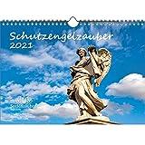 Schutzengelzauber DIN A4 Kalender für 2021 Engel Schutzengel - Seelenzauber