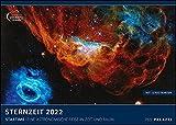 Sternzeit 2022 - Bild-Kalender - Poster-Kalender - 70x50: Eine astronomische Reise in Zeit und Raum