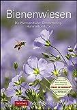Bienenwiesen Kalender 2021: Die Welt von Käfer, Schmetterling, Hummel und Co., Wochenplaner
